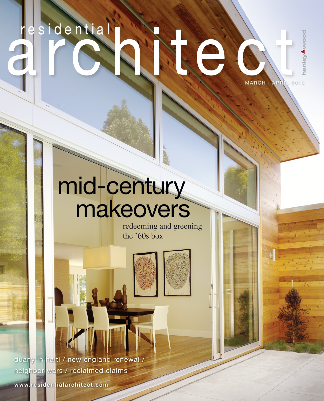 Residential Architect Cover